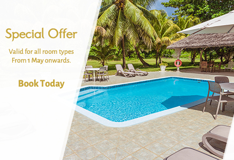 Special offer Seychelles hotel
