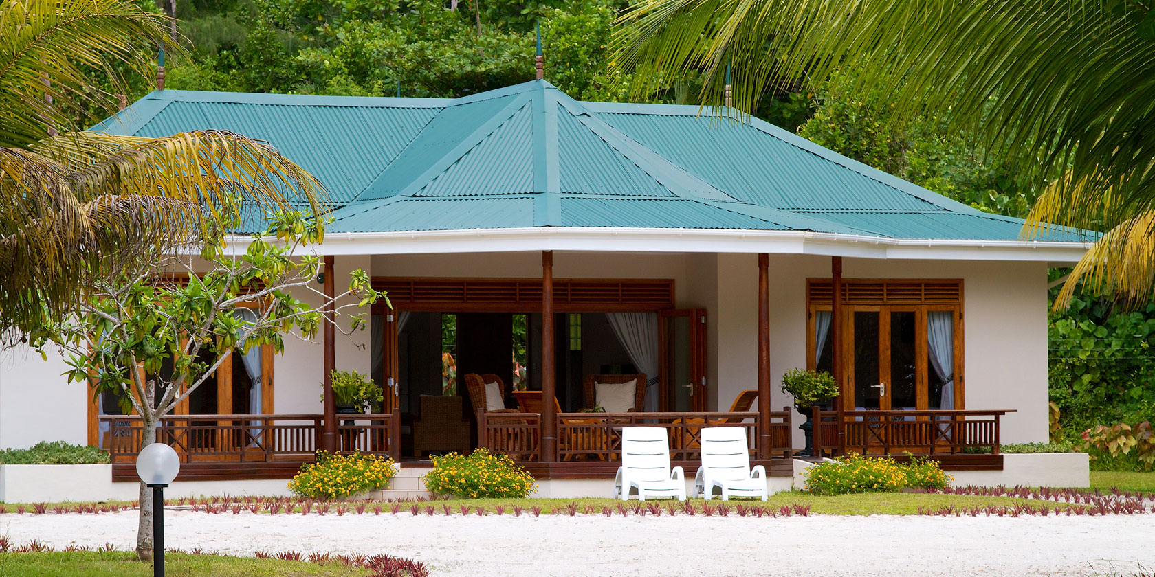 Budget accommodation Seychelles