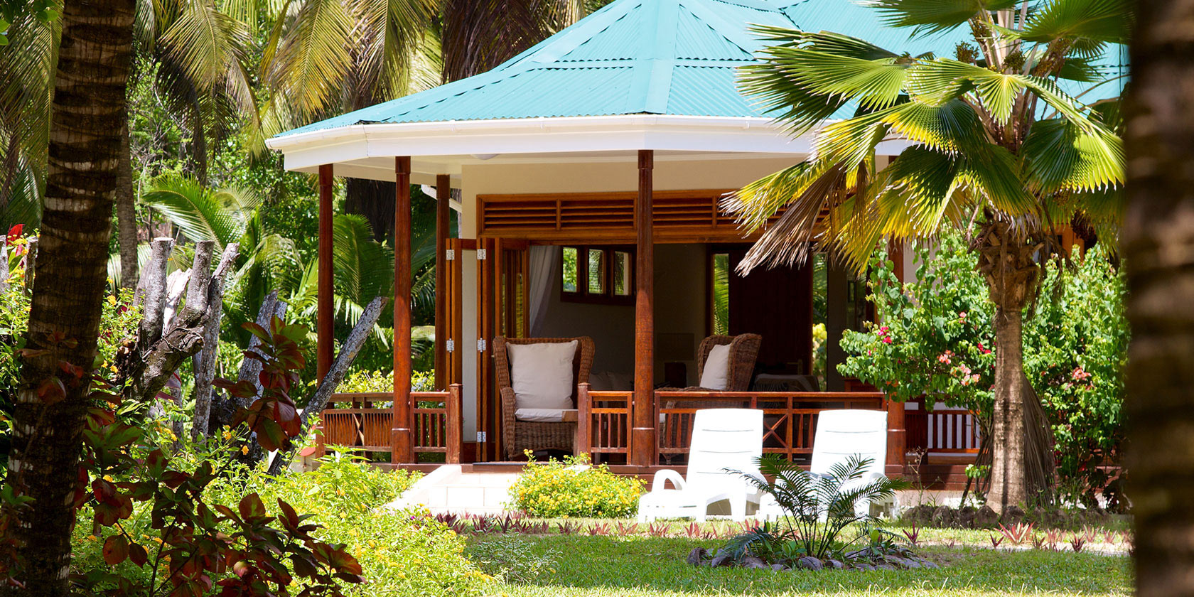 Hotels in Seychelles